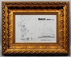 dali & dna by salvador dalí