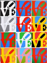 untitled by robert indiana