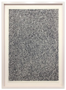 untitled (rubber bands) by tara donovan