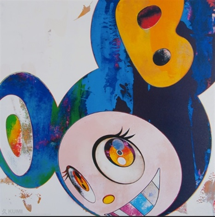 untitled by takashi murakami