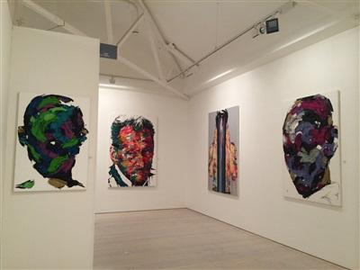installation view by kwangho shin
