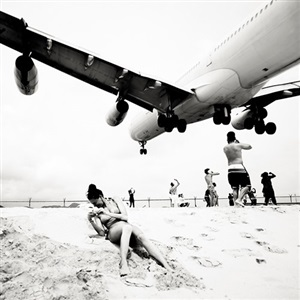 jet airliner 04 by josef hoflehner