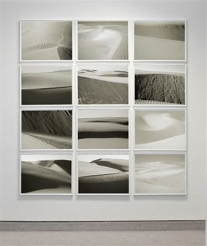 dune studies by ray charles white