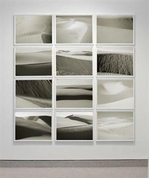 dune studies by ray charles white