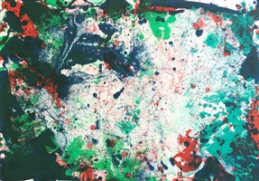 another footprint by sam francis