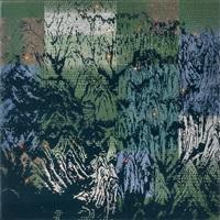 artificial landscape - neo geo opal by kim jongsook