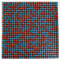 from the portfolio by françois morellet