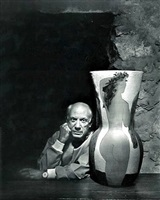 pablo picasso by yousuf karsh