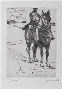 reiter by lovis corinth