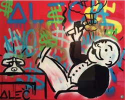 smoking by alec monopoly
