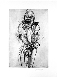 untitled (biotherm) by jim dine