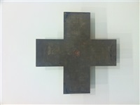untitled (tenerife cross) by curtis anderson