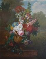 spring bouquet / bouquet printanier by petronella woensel