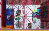 welcome series: margaritas by hurvin anderson
