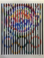 message of peace by yaacov agam