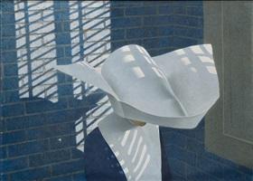 shutter patterns in the corner by robert remsen vickrey