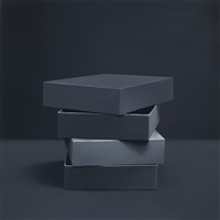 boites #9 / boxes #9 by richard max tremblay