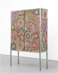 sushi cabinet by fernando and humberto campana