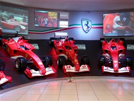 competition. ferrari f1 by liu bolin