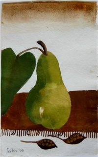 pear by mary fedden