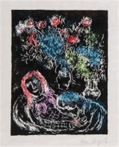 la couleur est amour exploring the palette of the modern masters by marc chagall