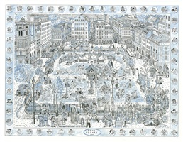 soho square by adam dant