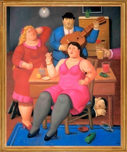 fernando botero beauty in volume by fernando botero