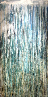 waterfall by pat steir