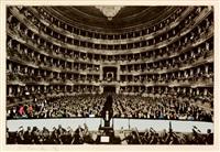 la scala milano by richard hamilton