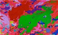 deva loka vert-rouge i by yoshitaka amano