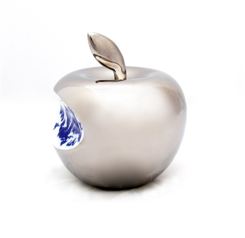apple - argent by li lihong