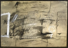 rectangles by antoni tàpies