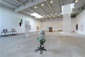 group show: to do as one would, 2014, exhibition view