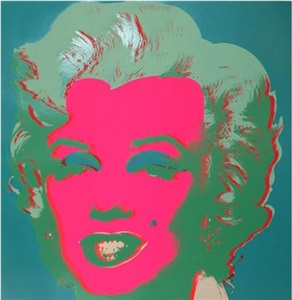 summer group show by andy warhol