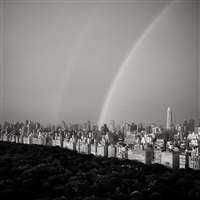 upper east rainbow, new york city, ny by josef hoflehner
