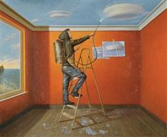 il pittore delle nuvole by antonio nunziante