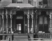 rooming house by walker evans