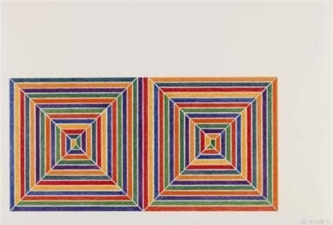 les indes galantes iv by frank stella
