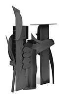 tropical flower v by louise nevelson