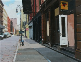 greene street in soho by vincent giarrano