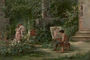 le temoin de l'amour / witnessing love by henri langerock