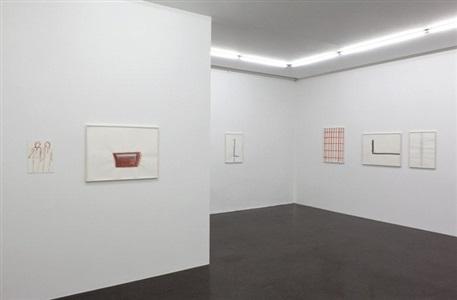 installation view: weiter. wird.