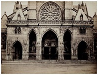 st germain l'auxerrois by gustave le gray