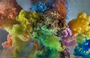 abstract 10077 by kim keever