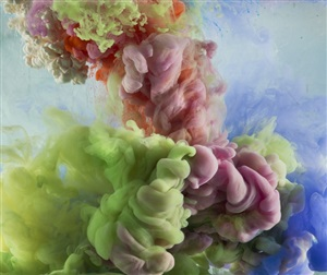 abstract 9827 by kim keever