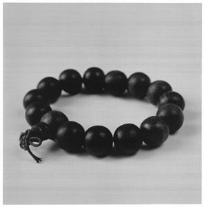 father 1927.12.03 - 2010.08.27, my father's bracelet by li lang