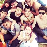 selfie by liu zheng