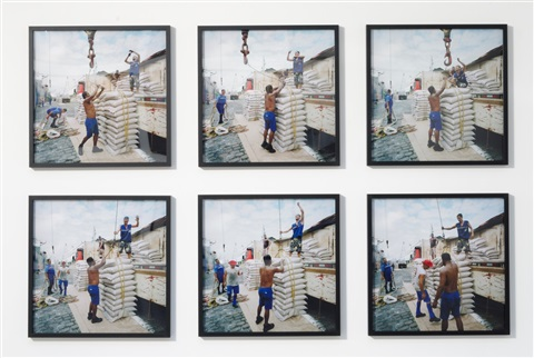 sugar gang 1–6 by allan sekula