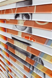 divisionaire 4 (detail) by james verbicky
