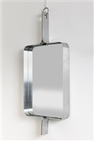 miroir rectangulaire / rectangular mirror by michel boyer